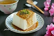 混酱拌豆腐的做法