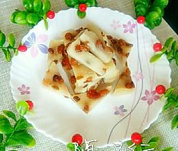 年年高(糕)升【奶香糯米年糕】的做法