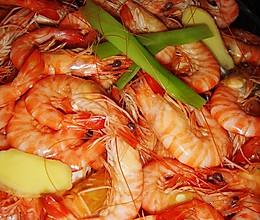 基围虾让好吃就是这么简单的做法