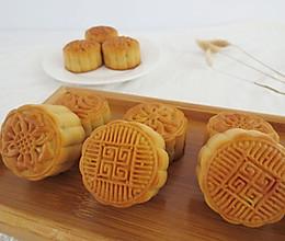 记忆中的红糖五仁月饼的做法