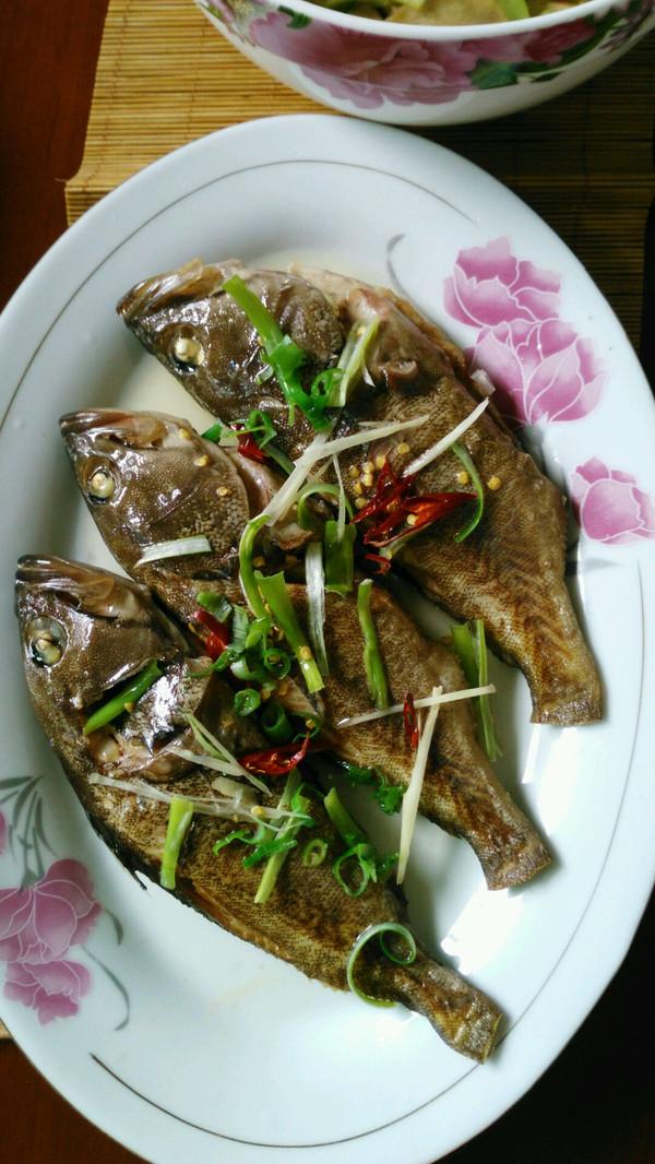 清蒸石斑魚的做法