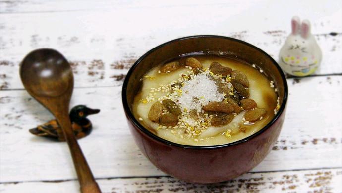 『顺*早餐』老北京茶汤