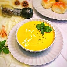 #快手又营养,我家的冬日必备菜品#奶油南瓜汤