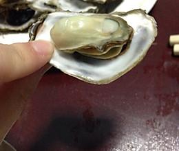 清蒸海蛎子的做法