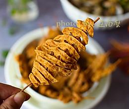 卤豆腐串的做法