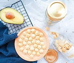 香蕉牛油果溶豆·辅食的做法