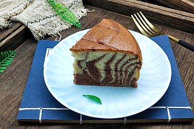 #金龙鱼精英100%烘焙大赛tiger战队# 戚风蛋糕