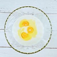 #福气年夜菜#又香又柔软葱花鸡蛋饼的做法图解2