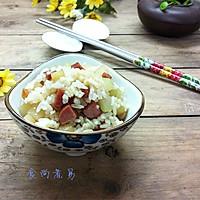 菜根炒饭—【菜根剩饭华丽转身】的做法图解13