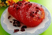 #入秋滋补正当时#糖拌西红柿的做法