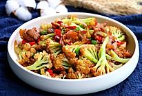 干锅包菜的家常做法的做法