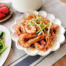 超简易油焖大虾