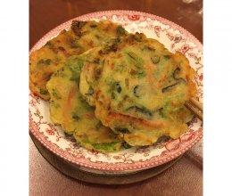 什锦蔬菜煎饼的做法