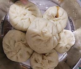 酱香猪肉香菇包子的做法