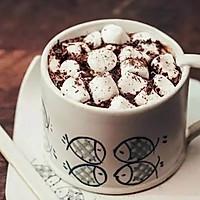棉花糖热巧克力|日食记的做法图解5