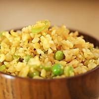 迷迭香:黄金森林炒饭的做法图解9