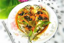 清蒸华子鱼#寻找最聪明的蒸菜达人#的做法