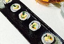 """日本手卷寿司""""惠方卷""""的做法"""