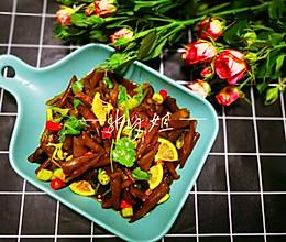 #以美食的名义说爱她#凉拌海竹笋的做法