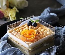 浓浓豆香的豆乳盒子,清凉一夏无负担的做法