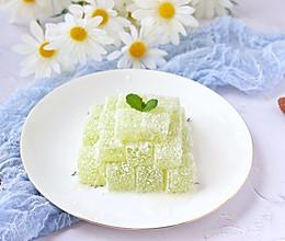 夏日小甜品!清爽香甜的黄瓜凉糕的做法