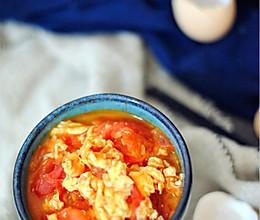 不一样的番茄炒蛋#复刻中餐厅#的做法
