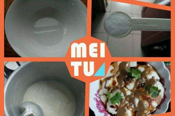 美味早餐  自制豆腐脑的做法