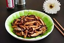 香菇油菜#做道好菜,自我宠爱!#的做法