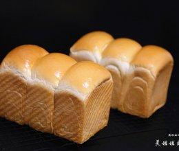 淡奶油吐司-------超级柔软的做法