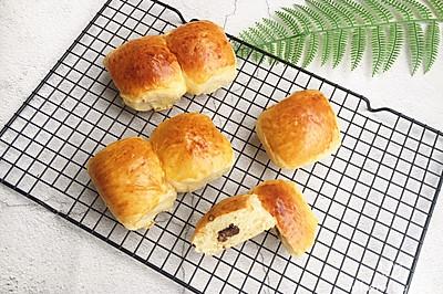 #金龙鱼精英百分百烘焙大赛颖涵战队#红豆小面包