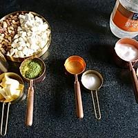 真味道~抹茶榴莲牛轧糖的做法图解4