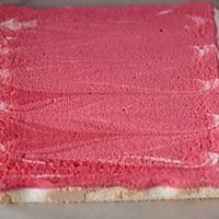红丝绒小旋风蛋糕卷的做法图解22
