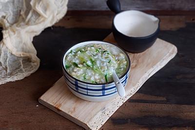 翡翠燕麦粥