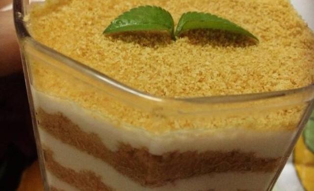 木糠杯,盆栽蛋糕