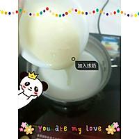 牛奶糕的做法图解3