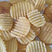 炸薯片的做法图解4