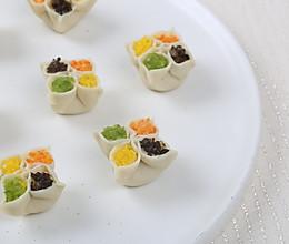 四喜饺子#金龙鱼专业饺子粉#的做法