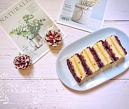 复刻风靡朋友圈的韩国南大门红豆切糕的做法