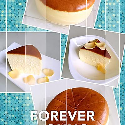 舒芙蕾乳酪蛋糕(小屿老师)