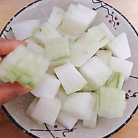 #美食新势力# 红烧冬瓜的做法图解2