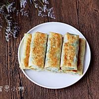 韭菜鸡蛋春卷—馄饨皮版的做法图解13