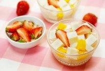 变白变美的甜品 也分我一口嘛——杏仁豆腐【微体兔菜谱】的做法