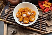 创意菜#姜糖汁红薯汤圆的做法