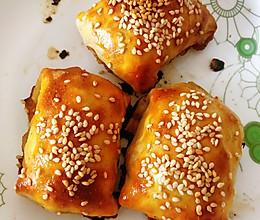 不去新疆也能吃到烤包子的做法