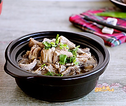 内蒙古羊排羊杂汤#蔚爱边吃边旅行#的做法