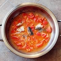 番茄鱼的做法图解4