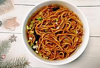 #餐桌上的春日限定#超级好吃的葱油热干面的做法