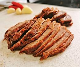 简单三步煮出喷香酱牛肉的做法