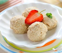 全麦面包冰淇淋【宝宝辅食】的做法