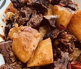 烧牛肉的做法